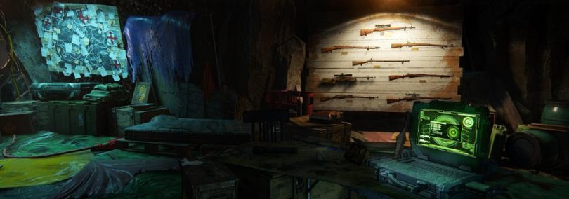Let's Take a Tour of the Safe House in Sniper Ghost Warrior 3