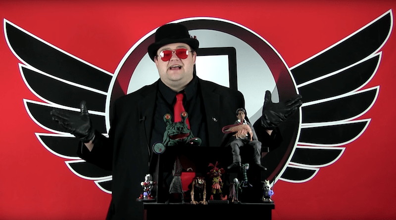 Favorite game inspirations and journalists Jim Sterling