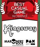 Best of PAX Nom Casual Kingsway