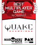 Best of PAX Nom Multiplayer Quake