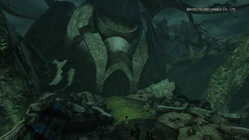 Toukiden 2 Dungeon