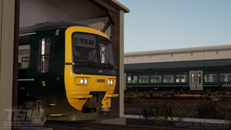 Train Sim World Class 150