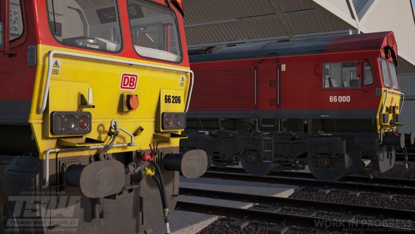 Train Sim World 57/6