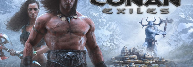 Conan Exiles Launches on Xbox Game Preview Tomorrow