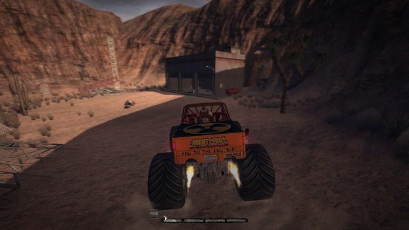 Duke Nukem Forever Monster Truck