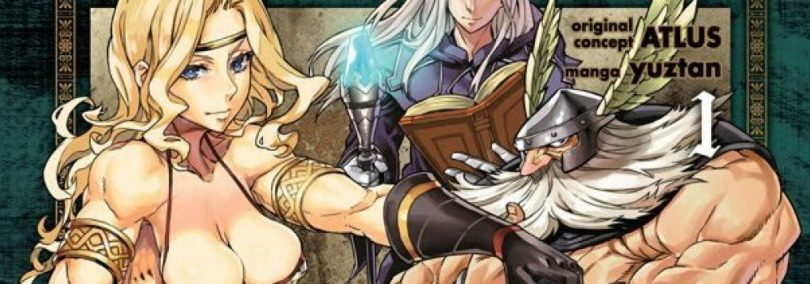 Dragons Crown Manga featured