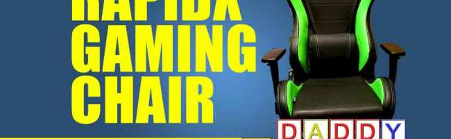RapidX Carbon Line Gaming Chair Review