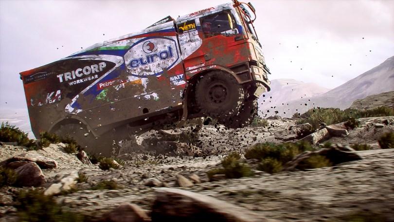 Dakar 18 Truck