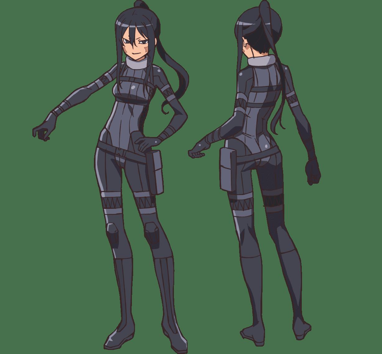 Sword Art Online Alternative Gun Gale Pitohui