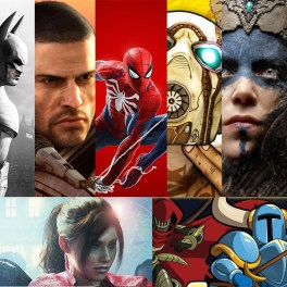 Top Games of the Decade by Year