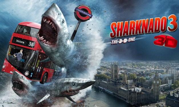 Netflix Review: Sharknado 3