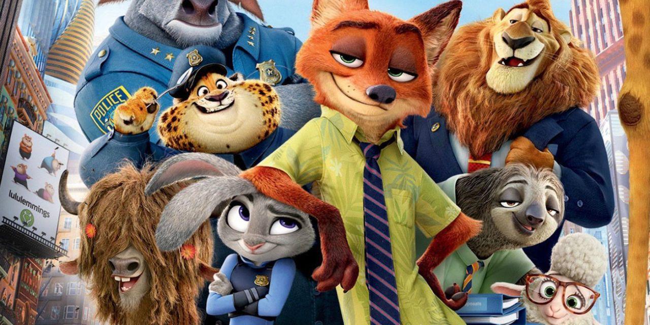 """Movie Review: """"Zootopia"""""""