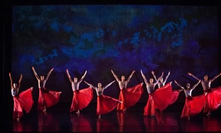 RIOULT Dance NY Performance @ Rudder Auditorium