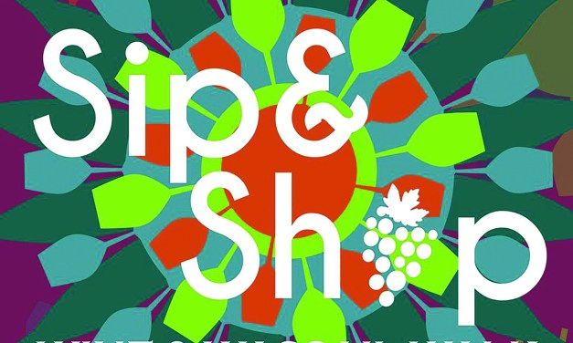 Sip & Shop: A Wine & Wassail Walk
