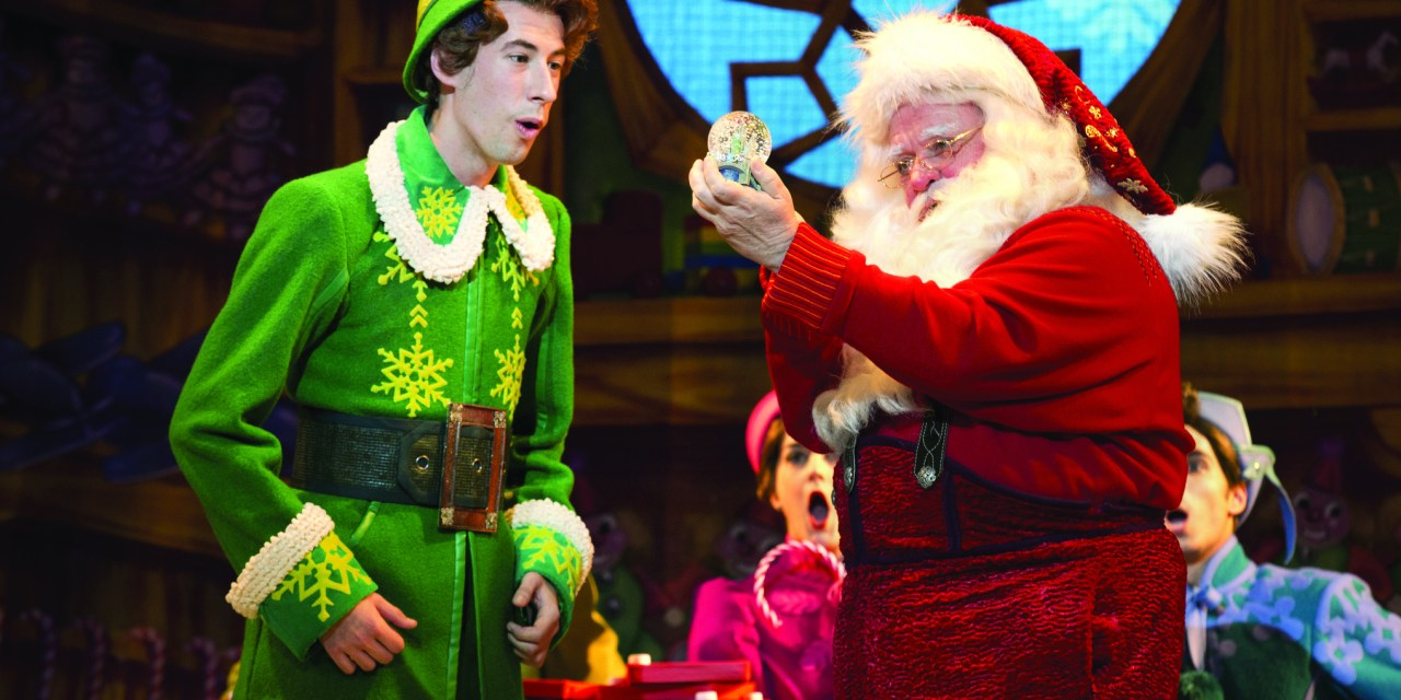 ELF THE MUSICAL @ RUDDER THEATER