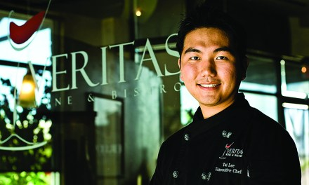 EXCLUSIVE INTERVIEW: CHEF TAI