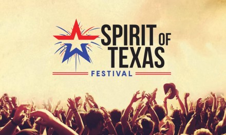Spirit of Texas Has Arrived!