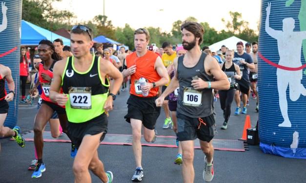 Fall Races in BCS
