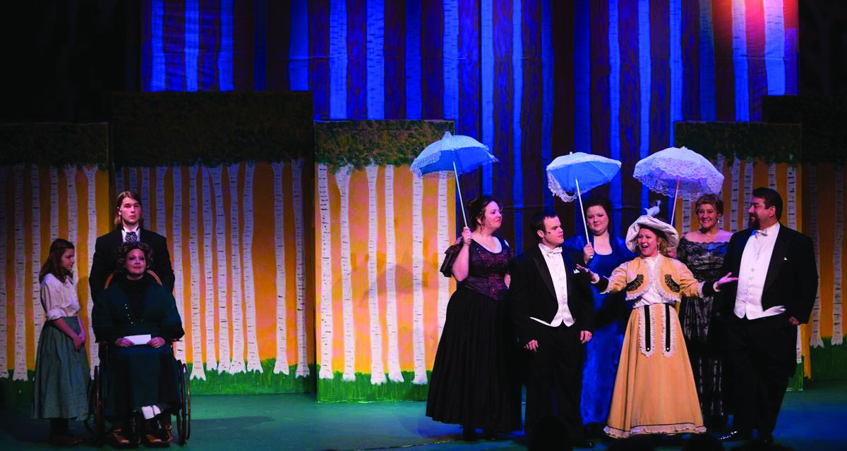 Upcoming Local Theatrical Shows