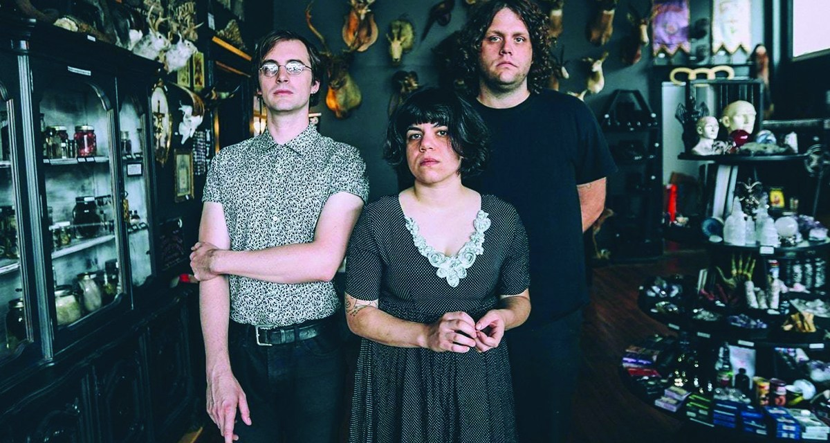Screaming Females at Grand Stafford Theater