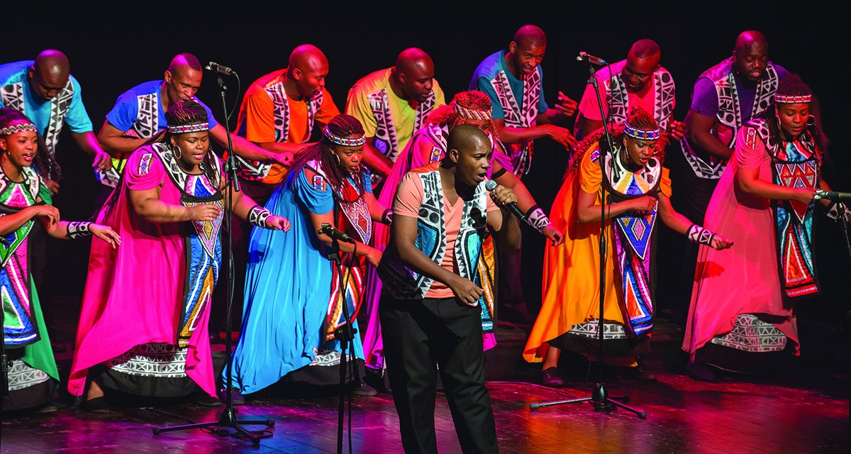 "MSC OPAS Presents – ""Soweto Gospel Choir"""