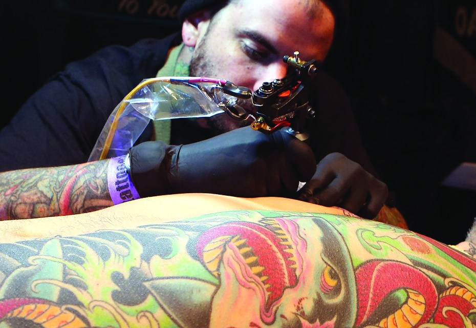 Ink Masters Tattoo Expo Set to Visit Aggieland