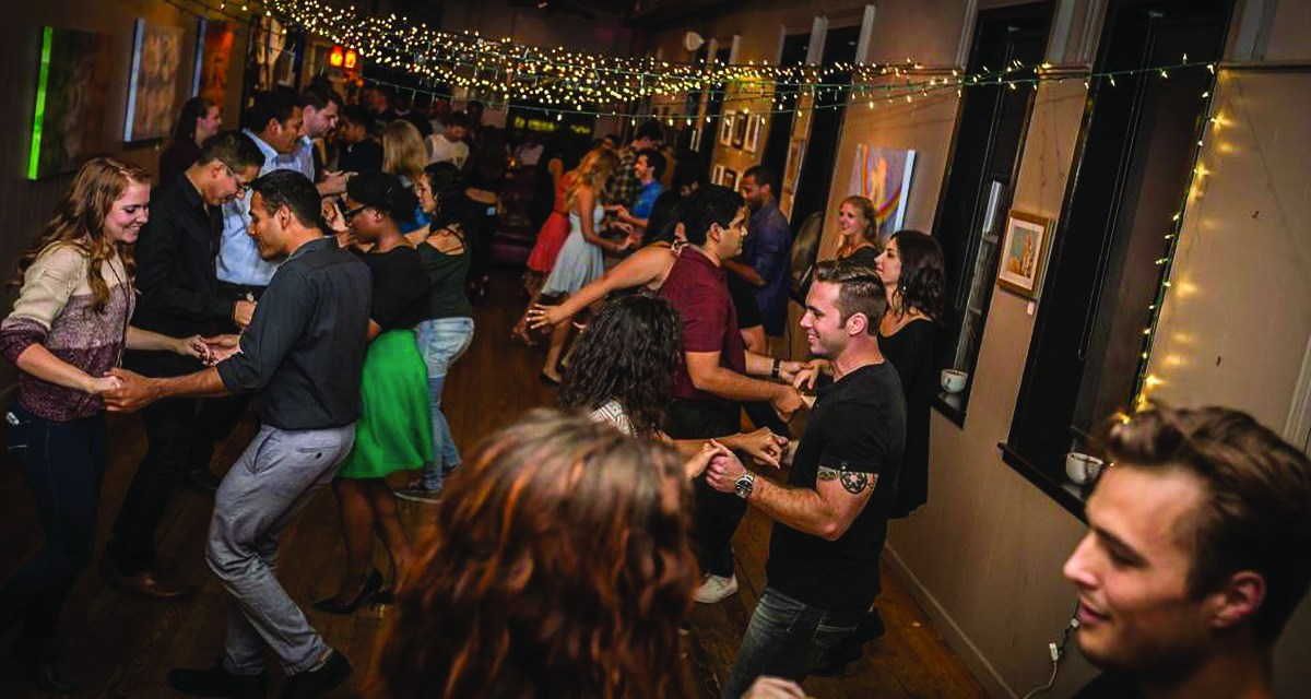 Cold Nights, Hot Dancing: Salsa at the Village