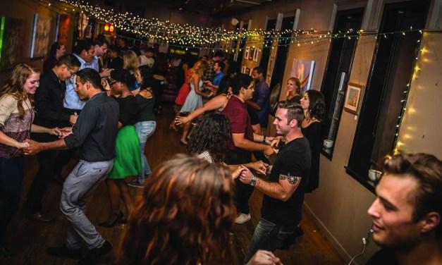 Cold Nights, Hot Dancing: Salsa at the Village