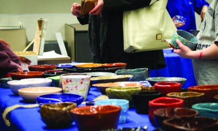 Support Full Stomachs at Empty Bowls Jr. 2019