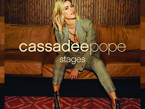 """Album Review: """"Stages"""" by Cassadee Pope"""