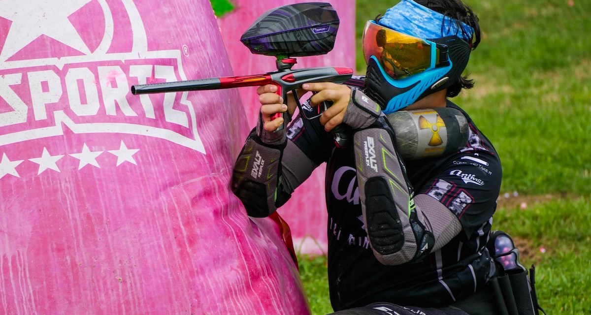 Video Games Come to Life at Zoomz Paintball