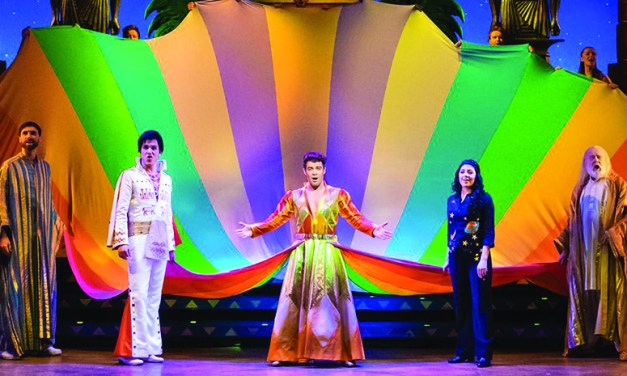 "The Theatre Company: ""Joseph and the Amazing Technicolor Dreamcoat"""