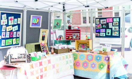 Downtown Street and Art Fair