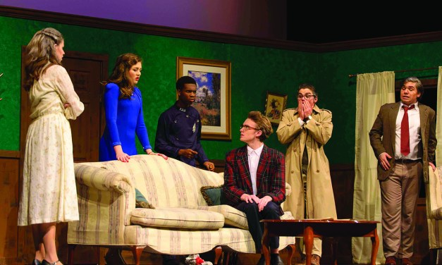 "StageCenter Community Theatre's ""Murdered to Death"" to Amuse Audiences"