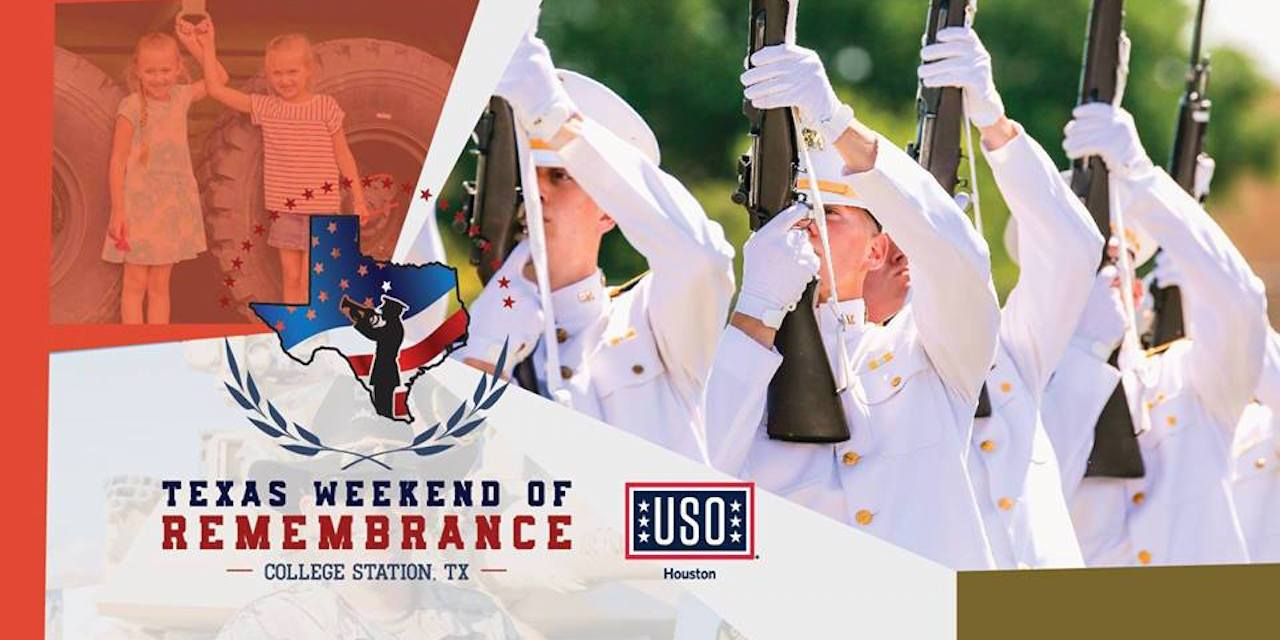 Texas Weekend of Remembrance at Veterans Park
