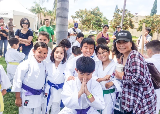 City of College Station Kid's Okinawan Karate