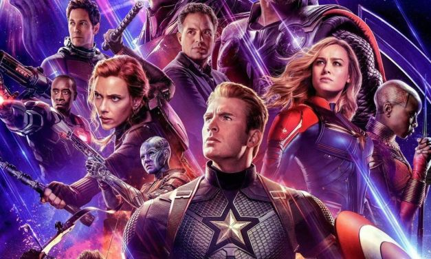 "Movie Review: ""Avengers: Endgame"""