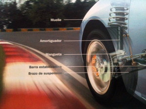En Maroto Automoción, tu Taller Autorizado Ford en Cullera, somos especialistas en sistemas del chasis.