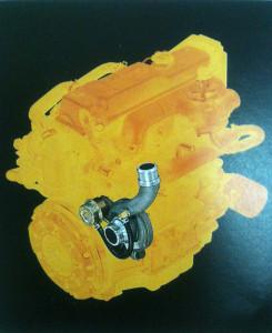 El cambio de aceite es también esencial para el funcionamiento del turbocompresor