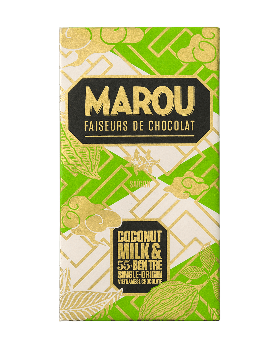 Image result for COCONUT MILK marou chocolate