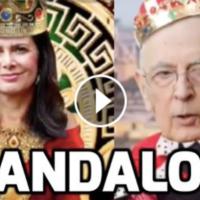 (VIDEO): PARAGONE SVELA GLI ASSURDI PRIVILEGI DI NAPOLITANO, la Gabbia Open