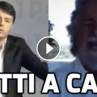 """BEPPE GRILLO: """"LI MANDEREMO TUTTI A CASA"""""""