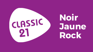 Classic 21 Noir Jaune Rock (RTBF)