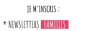 newsletter Marques et familles