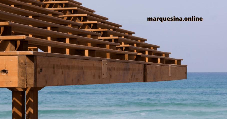 marquesinas de madera