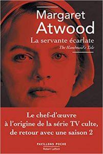 Couverture du livre La servante écarlate de Margaret Atwood