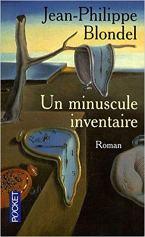 Jean-Philippe Blondel : un minuscule inventaire chez Pocket en 2007