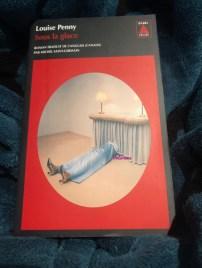 couverture du livre Sous la glace de Louise Penny chez Babal