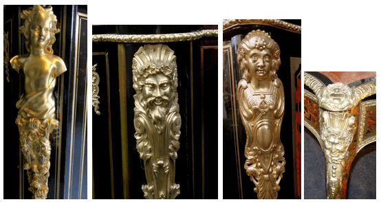 Lexique Antiquits Biau Marqueterie Boulle Napolon