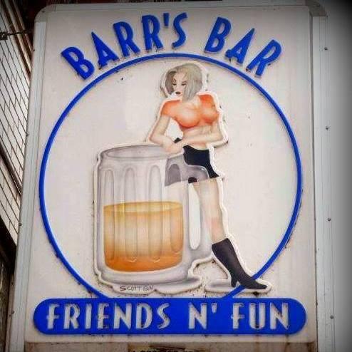 Barr's Bar